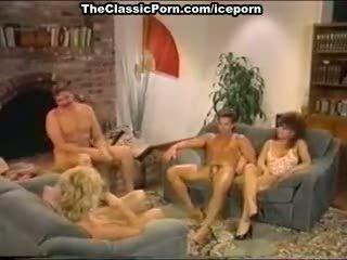Dana lynn, nina hartley, ray victory në e moçme porno film