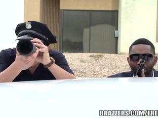 Brazzers - polis fucks bridgette b keras