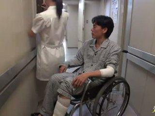 Hikaru ayami ザ· 喫煙 素晴らしい 中国の 看護師 has た 愛 大きい