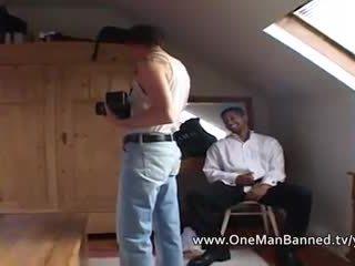 ブラック 男 watches 彼の 黒檀 妻 being ファック