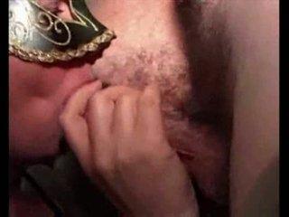 Jacqueline enjoys anal and sucking