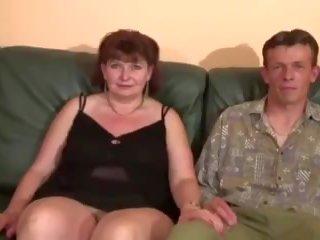 frëngjisht, gjyshe, grannies