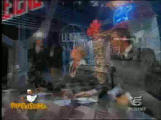 Alessia Marcuzzi Oops TV