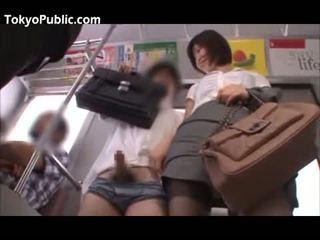 Japanese MILFs Public Sex