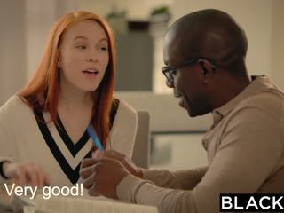 Blacked prva velika črno tič za dolly malo