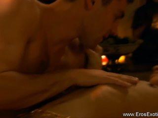 ruskeaverikkö, suudella, emättimen seksiä