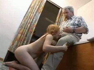 fucking, ayah, anak perempuan