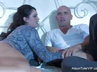 Alison tyler และ เธอ male gigolo