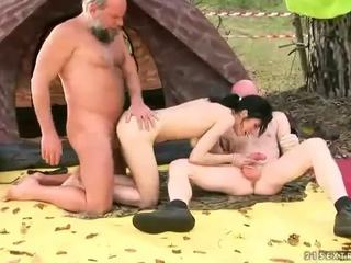 new brunette rated, hardcore sex most, hottest group sex fun