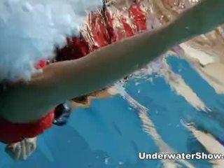 watersport, ideaal lichaam, heetste zwembad gepost