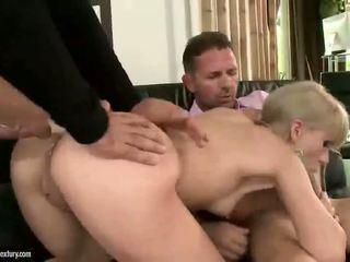 plezier tiener sex porno, ideaal groepsseks, foursome anal porn seks