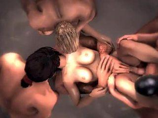 vers hentai seks, u gangbang, heet levendig video-