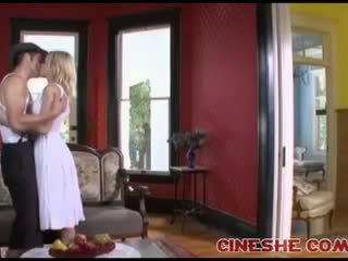 Teen Country Couple Makineg Love Alexis Texas Chris Johnson