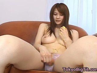 Erika Kirihara Asian Model Has Big