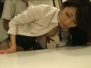 Meu bela japonesa officemate