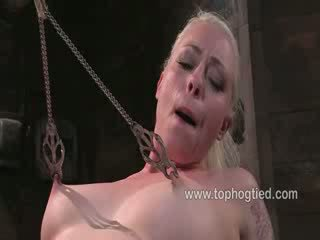 Lorelei made to semen over and over again