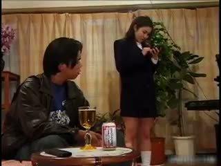 japanese, group sex, gangbang