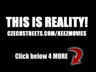 Чешки streets - блондинки милф picked нагоре на улица