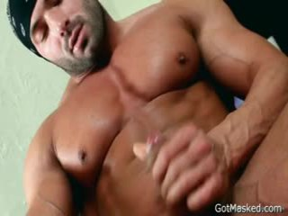 Beafed muscle fellow जर्किंग बंद 5 द्वारा gotmasked