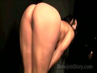 Adriana confesses 로 빨기 priests 거대한 dong thru 영광의 구멍