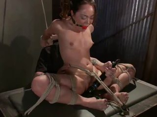 Kristina Rose Has Her Coochie Unforgettably Toyed In A Basement