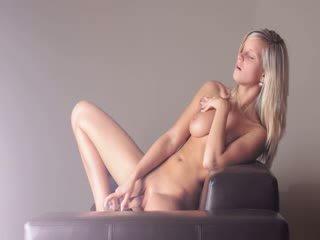 blondjes kwaliteit, ideaal reusachtig meest, gratis vibrator meer