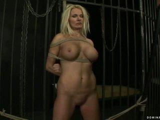 meer vernedering porno, voorlegging vid, heet bdsm video-