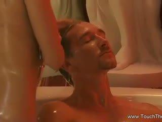 Erotisks turki bath masāža