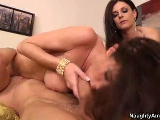 hardcore sex voll, blowjob sehen, dreier