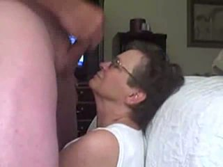 Cumshot for granny homemade Video