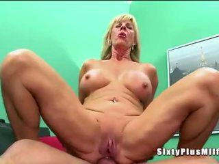 granny, anal, mature, milf