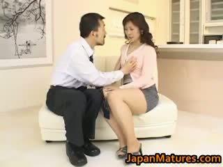 Hitomi kurosaki 成熟 亚洲人 小鸡 part3