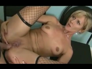 Anal sex with beautiful milf