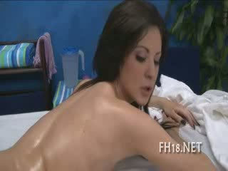 Girlie is giving blowjob