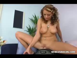 Carmen Gemini Rides The Machine