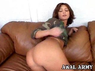 si rambut cokelat, apaan keras, anal sex