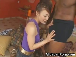 japanese, blowjob, black and ebony