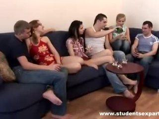 realiteit, meer tieners, echt partij meisjes video-