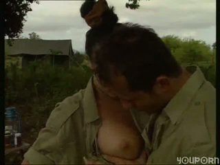 Fucking In The African Jungle