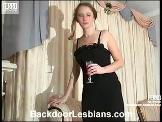 Joanna ja irene ilkeä anaali lezbo episode