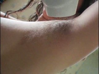 Космати armpits и путка