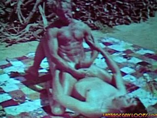 Deep Throat And Deeper Anal Between Two Well Hung Hippies