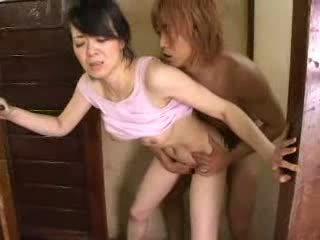 japanse, huisvrouw