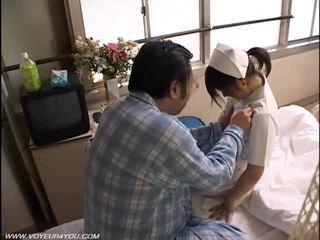 Malam tugas jururawat seks pengintip/voyeur