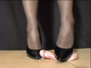 free cbt video, heels, ideal fetish