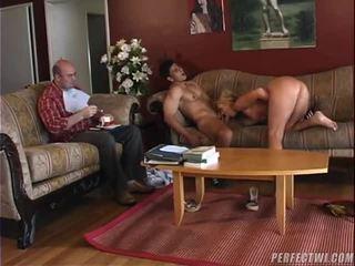 kwaliteit wijnoogst scène, retro, beste oud porno scène