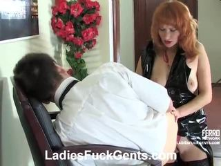 Mix Of Strapon Sex Porn With Irene, Connor, Nora