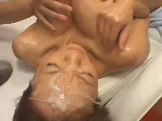 Hitomi Tanaka Group Grope
