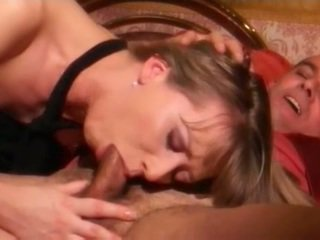 Christina Bella gets her ass forced & pussy spermed
