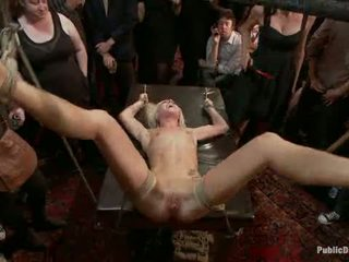 Princess Donna Throws A B Day Party Full Of Sex Bondage Humiliation